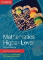 Mathematics higher level for the IB diploma