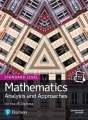 Mathematics, analysis and approaches for the IB Diploma. Standard level