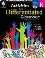 Activities for a differentiated classroom. Level K