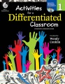 Activities for a differentiated classroom. Level 1