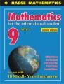 Mathematics for the international student 9, MYP 4