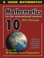Mathematics for the international student 10, MYP 5 (standard)