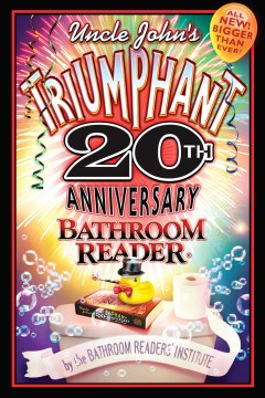 Product Uncle John's Triumphant 20th Anniversary Bathroom Reader