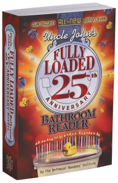 Product Uncle John's Fully Loaded Bathroom Reader