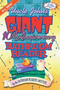 Product Uncle John's Giant 10th Anniversary Bathroom Reader