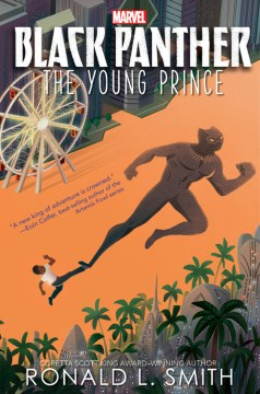 Black Panther: The Young Prince book jacket