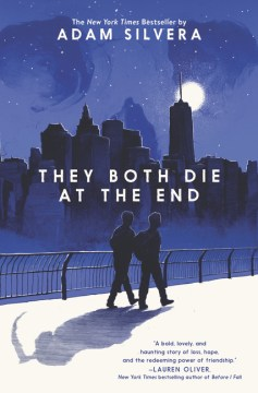 Cover image of They Both Die at the End