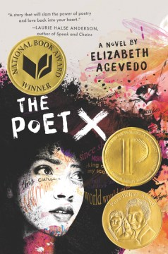 Cover image of The Poet X