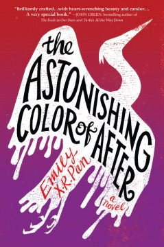 Cover image of The Astonishing Color of After