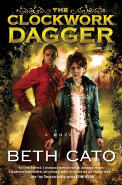 Cover image for The Clockwork Dagger