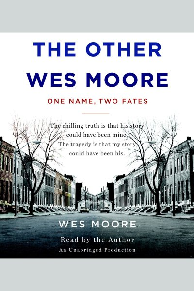 the other wes moore analysis essay The other wes moore essay prompts directions: respond to one of the following prompts when selecting your prompt, please keep in mind that.