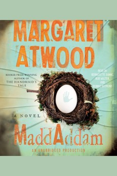 Cover image for Maddaddam