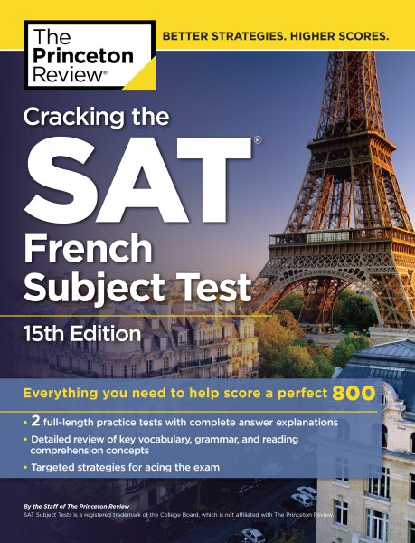 sat french subject test pdf