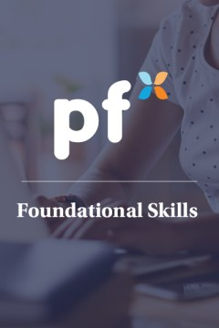 Foundational Skills Course Pack