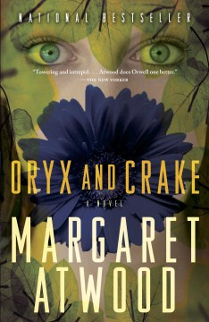 Cover image for Oryx and Crake
