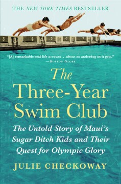 Cover image for The Three-year Swim Club