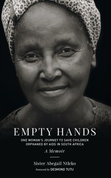 Cover image for Empty Hands, a Memoir