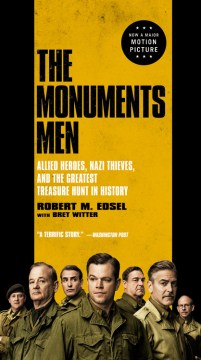 Cover image for The Monuments Men