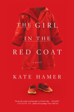 Cover image for The Girl in the Red Coat