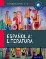 Espanol A: literatura : libro del alumno