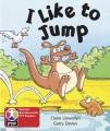 I like to jump