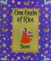 One grain of rice : a mathematical folktale