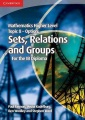 Mathematics higher level topic 8 - option : sets, relations and groups for the IB diploma