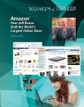 Amazon : how Jeff Bezos built the world's largest online store