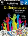 Activities for a differentiated classroom. Level 2