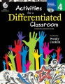 Activities for a differentiated classroom. Level 4