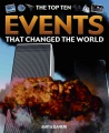The top ten events that changed the world