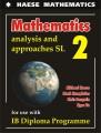 Mathematics. Analysis and approaches SL.2
