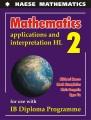 Mathematics. Applications and interpretation HL.2