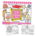 Product Jumbo Multi-theme Coloring Pad - Pink Coloring Book