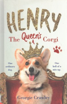 Product Henry the Queen's Corgi