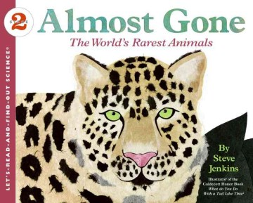 Product Almost Gone: The World's Rarest Animals