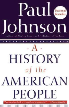 Product A History of the American People