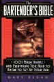 Product The Bartender's Bible