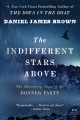 Product The Indifferent Stars Above