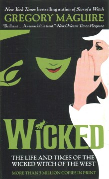 Product Wicked: The Life and Times of the Wicked Witch of the West