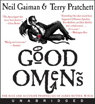 Product Good Omens: The Nice and Accurate Prophecies of Agnes Nutter, Witch