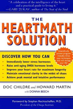 Product The Heartmath Solution: The Institute of Heartmath's Revolutionary Program for Engaging the Power of the Heart's Intelligence