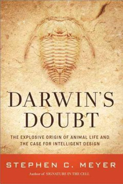 Product Darwin's Doubt: The Explosive Origin of Animal Life and the Case for Intelligent Design
