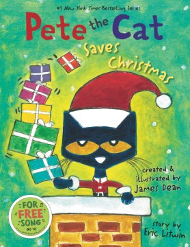 Product Pete the Cat Saves Christmas