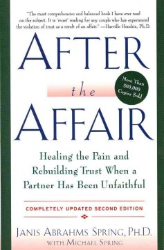 Product After the Affair: Healing the Pain and Rebuilding Trust When a Partner Has Been Unfaithful