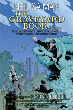 Product The Graveyard Book 2