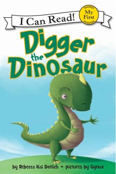 Product Digger the Dinosaur