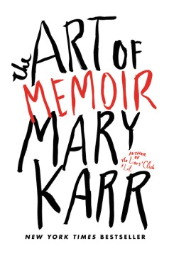 Product The Art of Memoir