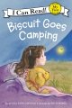 Product Biscuit Goes Camping