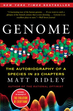Product Genome: The Autobiography of a Species in 23 Chapters